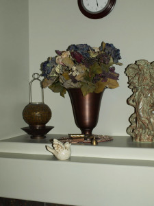 Ceramic Bird from Christian