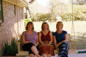 Nancy, Amy, Cheryl