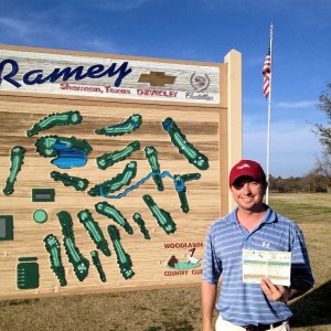 Tanglewood course record