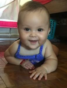 6 month-old, Maya