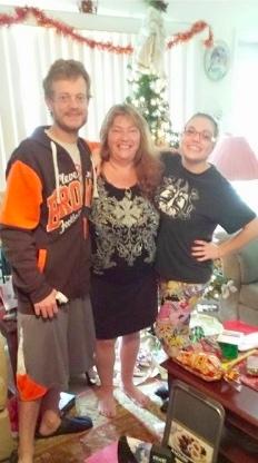 Lucas, mom, Ashlie