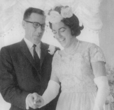Margaret's Mom & Dad