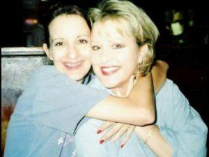 Rebecca and Ann