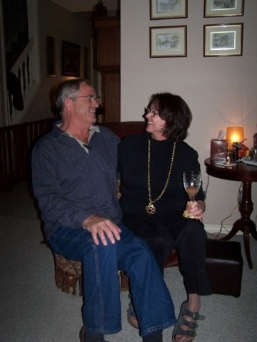 Rich and Kathy