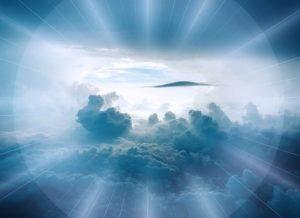 The Heavens (image courtesy of pixabay)
